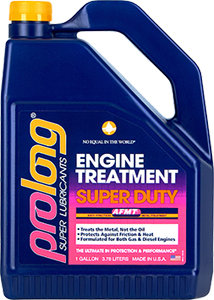 Prolong Engine Treatment