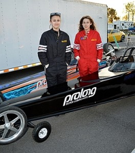 Prolong Sponsors Jr. Dragster Richard Severance