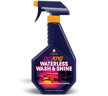 Prolong Waterless Wash and Shine