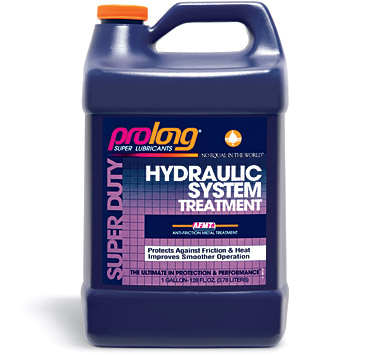 Prolong Hydraulic System Treatment