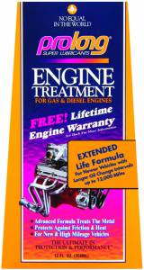 New Extended life Engine Treatment for Higher Interval oil Changes