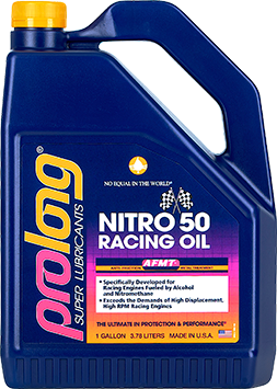 Nitro50 Gallon 355 1 GAL NITRO 50 RACING OIL WITH AFMT*