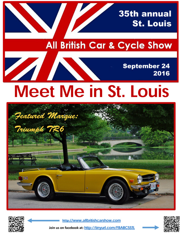 St Louis All British Car Show - St louis car shows