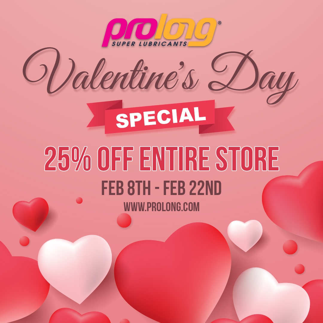 Prolong Valentine's Day Sale