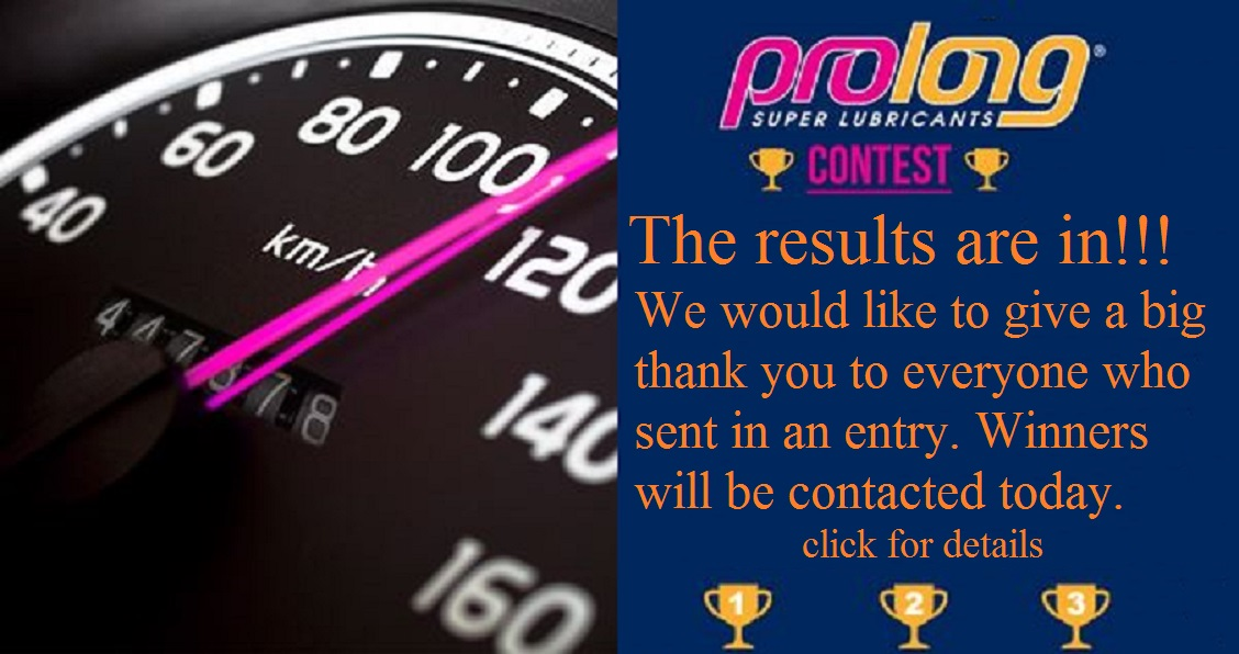 Prolong High Mileage Contest