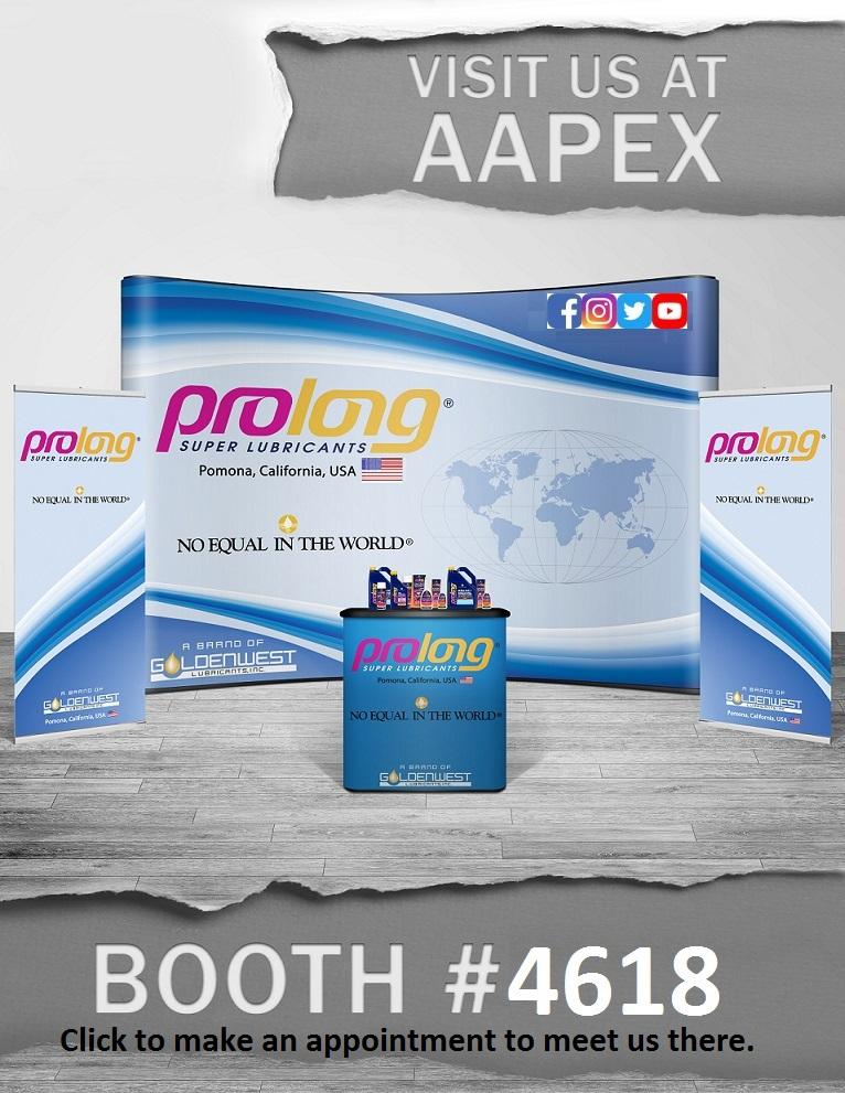 Prolong at AAPEX 2019