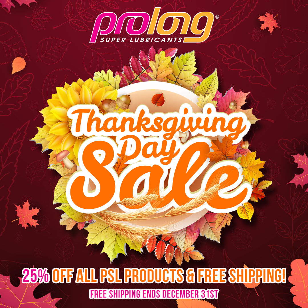 Celebrate Thanksgivings with Prolong